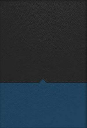 NKJV Charles F. Stanley Life Principles Bible: Black, Leathersoft