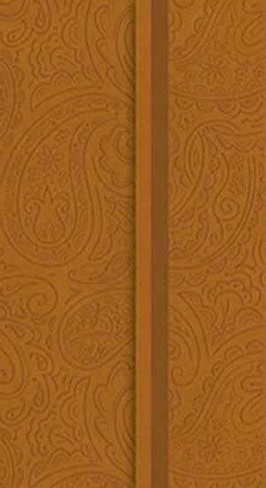 KJV Classic Compact Bible: Butterscotch, Imitation Leather, Snap Closure