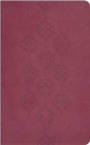 KJV Giant Print Reference Bible: Cranberry, Imitation Leather, Centre Column Reference