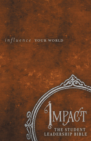 NKJV Impact Student Leadership Bible
