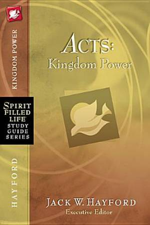 Acts Kingdom Power Pb