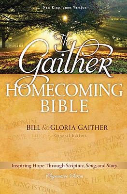 NKJV The Gaither Homecoming Bible