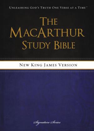 NKJV Macarthur Study Bible Hardback