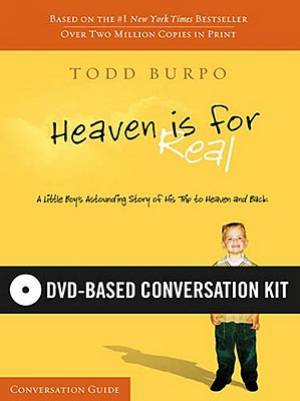 Heaven Is For Real DVD Study