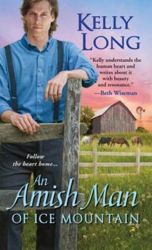 An Amish Man of Ice Mountain