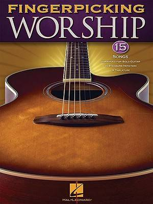 Fingerpicking Worship Songbook