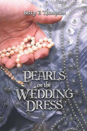 Pearls on the Wedding Dress