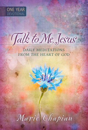Talk to Me Jesus One Year Devotional