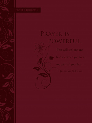Prayer is Powerful Scripture Journal