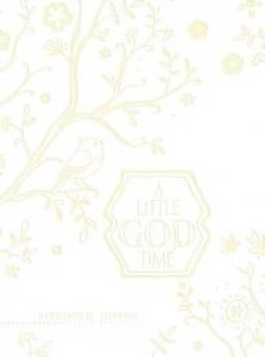Little God Time, A: Devotional Journal