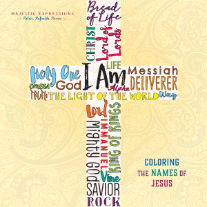 I am - Coloring the Names of Jesus