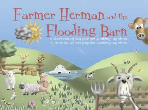 Farmer Herman and the Flooding Barn