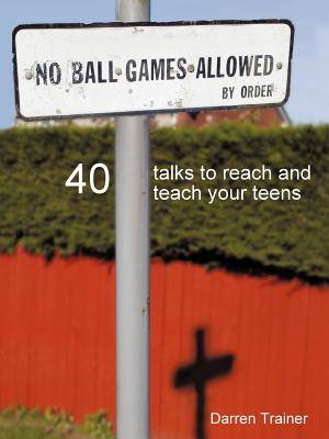 No Ball Games Allowed Pb