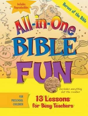 Heroes of the Bible Preschool