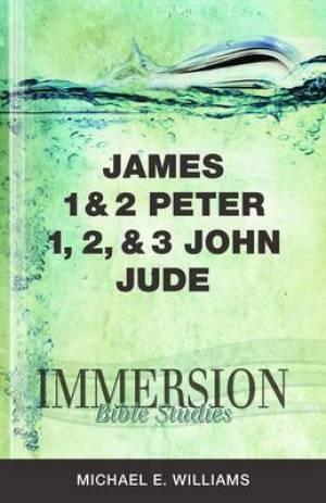 James, 1 & 2 Peter, 1 & 2 & 3 John, Jude
