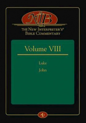 The New Interpreter's Bible Commentary Volume VIII
