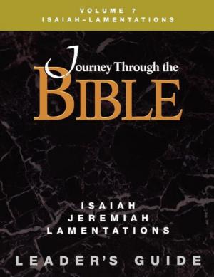 Jttb Isaiah Jeremiah Lamentation