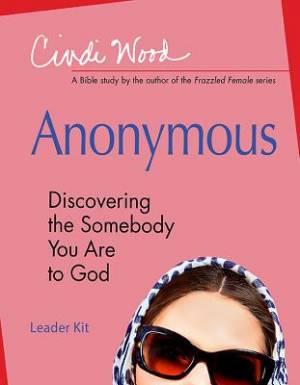 Anonymous - Women's Bible Study Leader Kit