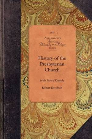 History of the Presbyterian Church in KY