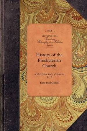 History of Presbyterian Church in Us, V1