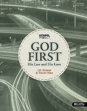 The Gospel Project: God First