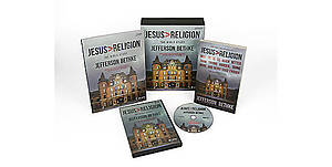 Jesus: Greater Than Religion DVD Leader Kit