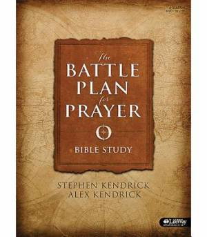 Battle Plan for Prayer - Leader Kit