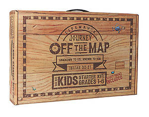 VBS15 Journey Off the Map Kids Starter Kit Grades 1-6