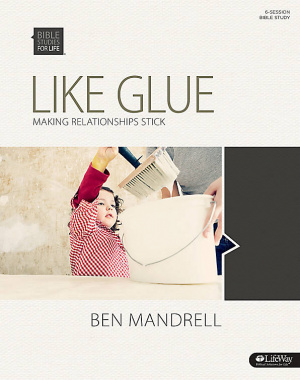 Like Glue Group Member Book
