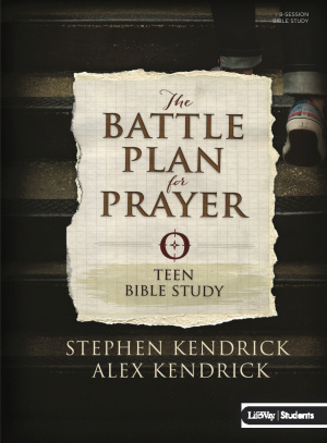 Battle Plan for Prayer Student Bible Study