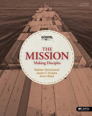 The Mission Group Member Book