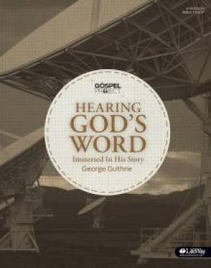 Hearing God's Word - Group Member Book