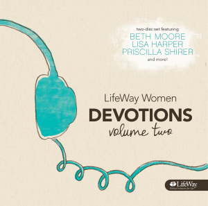 Lifeway Women Audio Devotional  - Double CD - Vol.2