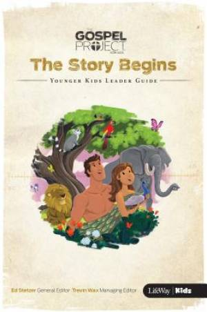 Story Begins, The: Younger Kids Leader Guide