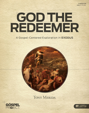 The Gospel Project: God the Redeemer Bible Study Book