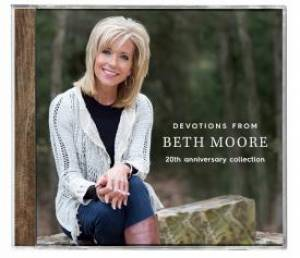 Devotions from Beth Moore: 20th Anniversary Collection