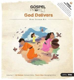 God Delivers: Kids Leader Kit