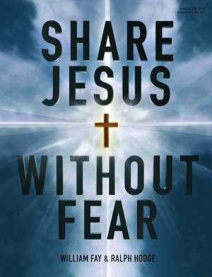 Share Jesus Without Fear Leader Kit