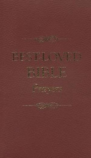 Best_loved Bible Prayers
