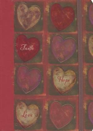 Valentine's  (Red) Hardcover Journal