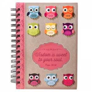 Wisdom Owl Journal
