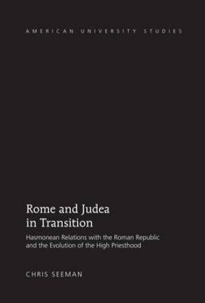 Rome and Judea in Transition