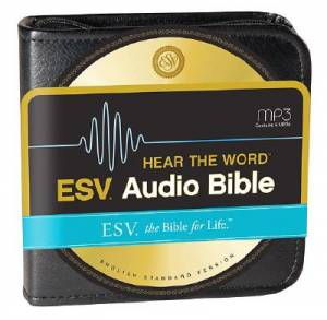ESV Hear The Word Audio Bible MP3 CD