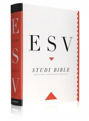 ESV Personal Size Study Bible Hardback