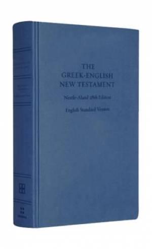 The Greek-English New Testament Hardback