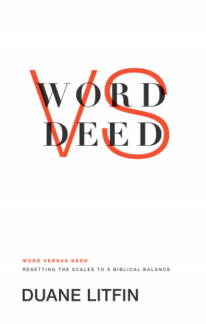 Word Versus Deed Pb
