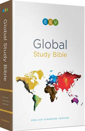 ESV Global Study Bible: Hardback