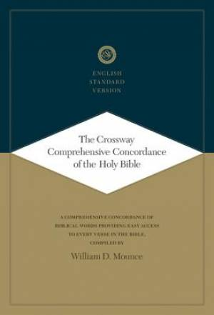 Esv Comprehensive Concordance Of The Bib