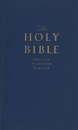 ESV Pew Bible (Blue)