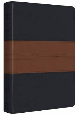 ESV Personal Reference Bible (Trutone, Navy/Chestnut, Trail